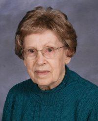 Celeste D. (Menke) Keller, 105