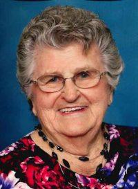Lavanda Mae Joergens, 87