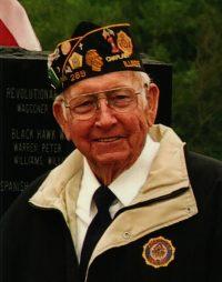 Paul Eugene Montgomery, 84