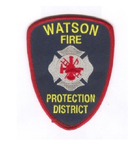 Watson Fire Department Assists Sheriff's Office With Missing