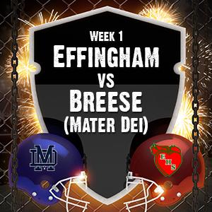 Effingham Football: Week 1 Preview vs Mater Dei