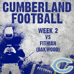 Cumberland Week 2 Preview