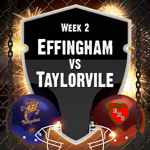 Effingham falls big to Taylorville 64-20