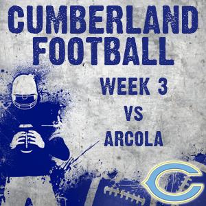 Cumberland Week 3 Preview