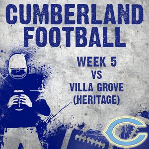 Cumberland Defeats Villa Grove 48-20