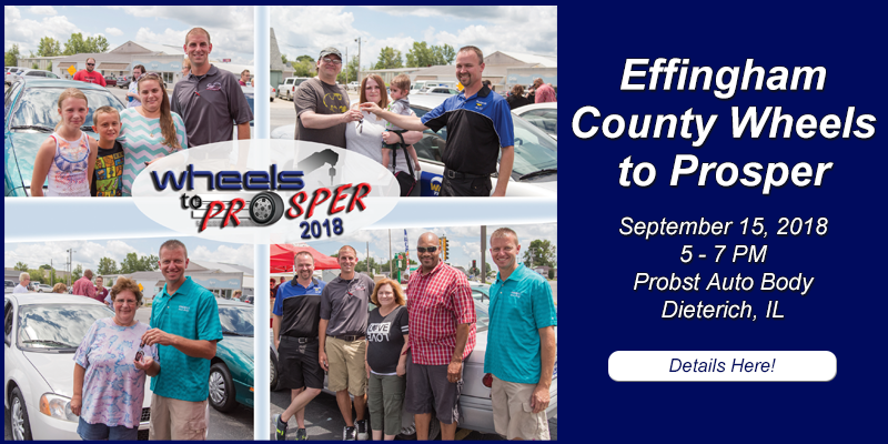 Effingham County Wheels to Prosper 2018