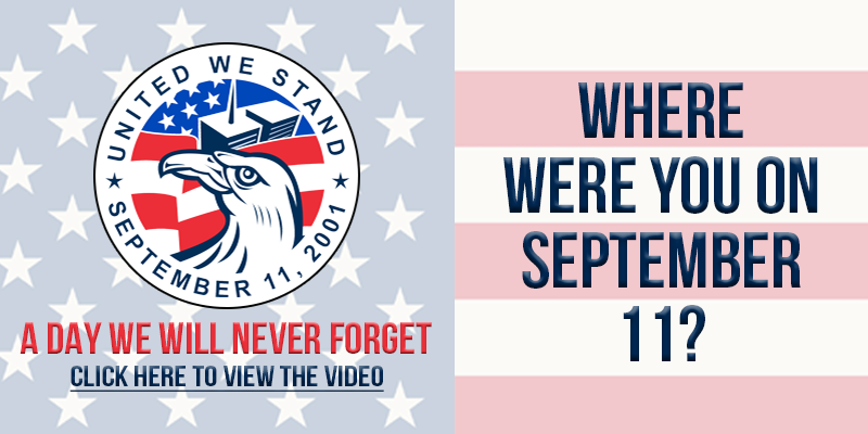 """Where Were You?"" September 11th Remembrance Video"
