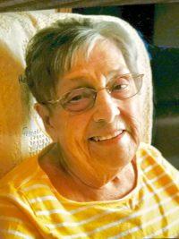 Betty Catheryn Ruffner, 82