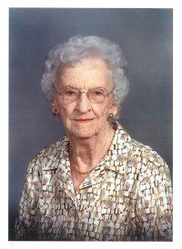 Edith Fern Maxwell, 102