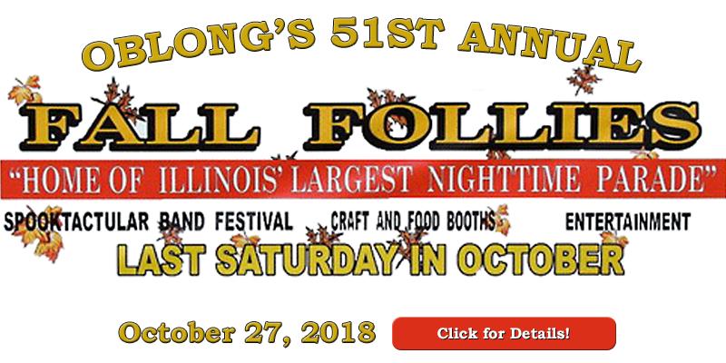 Oblong Fall Follies