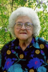"Mildred ""Millie"" Stumeier, 99"