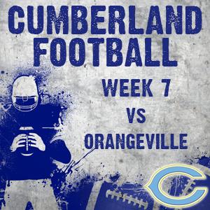 Cumberland Falls To Orangeville 32-28
