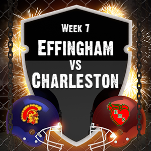 Effingham wins on homecoming 56-34 against Charleston