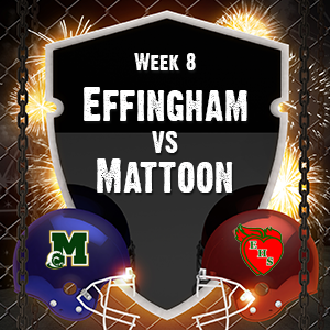 Effingham Clinch Playoff Berth with a 41-21 win over Mattoon