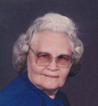 Virgie E. Byers, 94