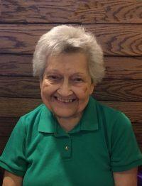 Lola Evelyn (Lawrence) Crawford,89