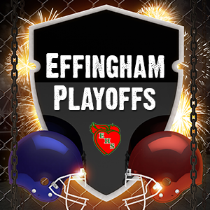 Effingham falls short 42-35 against Bishop McNamara in the 4A Quarterfinals finish the season 9-3