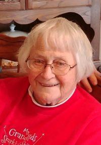 Joyce Carol Wagy Webb, 90