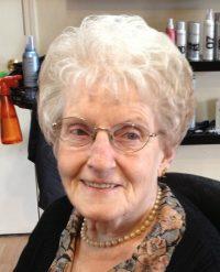 Mary West Faircloth, 90
