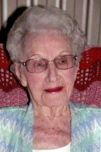 Thelma Bernadine Wood Allsop-Sloan, 102