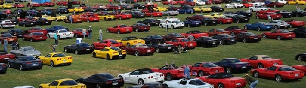 Mid America Motorworks >> More Than 1300 Corvette Enthusiasts From National Corvette