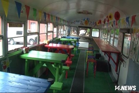 Ohio Co. Students Getting Bus Meals