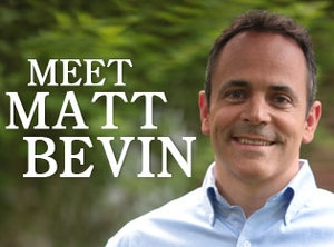 Bevin Survives Re-Canvass; Comer Concedes