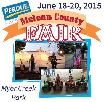 McLean County Lions Club Fair Begins