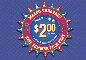 """Kids Summer Film Fest"" At The Malco Cinema 16!!"