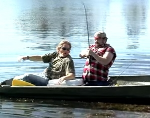 "Check Out This Hilarious Video ""Cletus Take The Reel"""