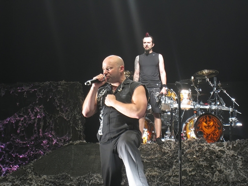 Disturbed's David Draiman Doesn't Like Any Of The Presidential Candidates