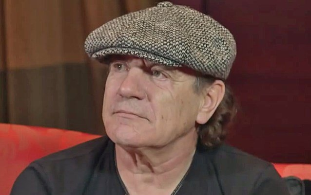 AC/DC Could Be Retiring Soon Says Brian Johnson