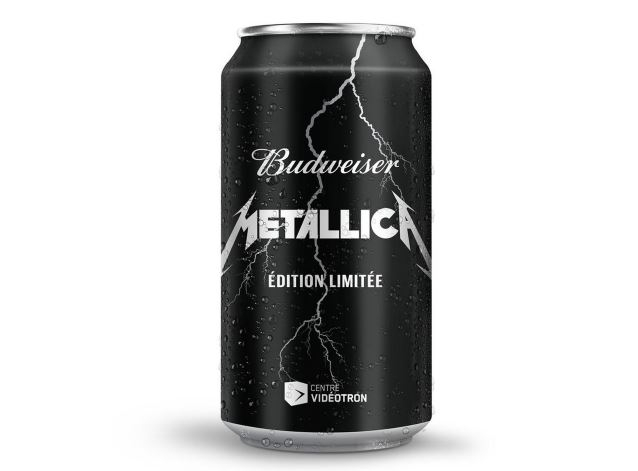 Metallica Now Has Their Own Beer!