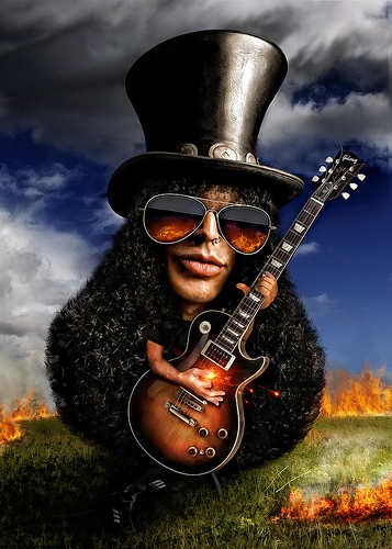 Slash's New Album Is '90 Percent Done'
