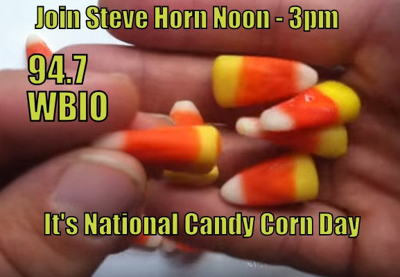 Join Steve Horn For Friday Midday Show Noon Til 3pm On 94.7 WBIO!