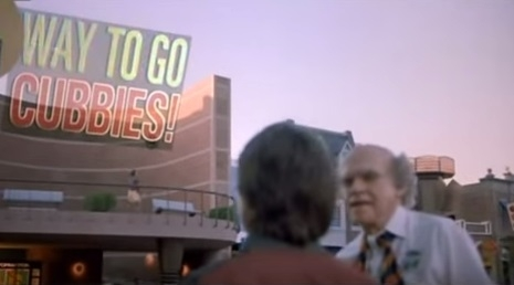 Back To The Future Movie Predicts Cubs In World Series This Year [VIDEO]