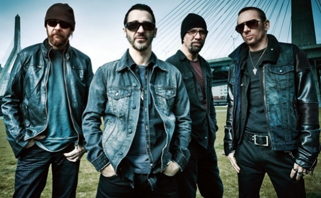 Godsmack Is Planning On Changing Up Their Sound