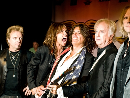 Aerosmith, Minus Steven Tyler, Could Be Heading Out On Tour