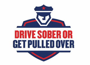 Driver Sober Or Get Pulled Over!