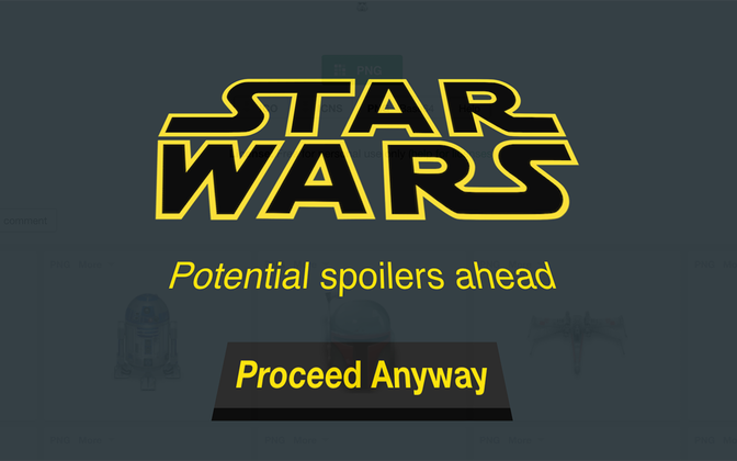 Coming Up On The Midday Show A Star Wars Blocker For Your PC And Much More!