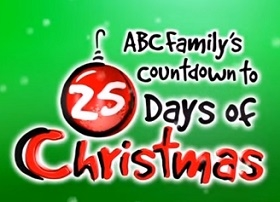 Set Your DVR ABC's Countdown To Christmas Starts Today!
