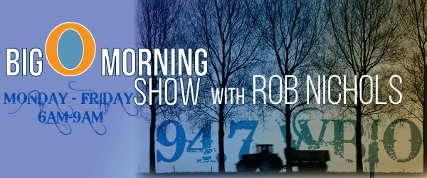 Wake Up With The Big O Morning Show!