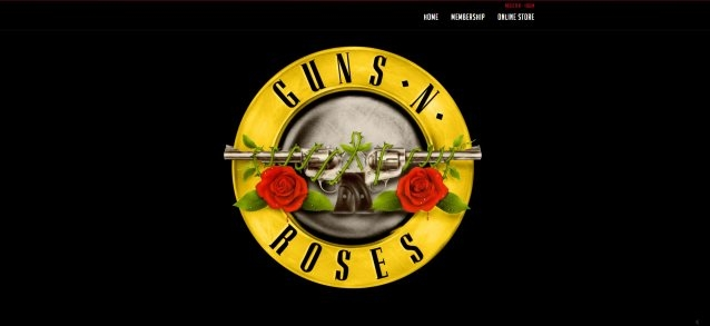 Guns N' Roses Changed Their Website Which Is Leading To More Reunion Rumors