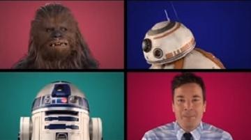 Star Wars Stars Sing Acappella Version Of The Star Wars Theme [VIDEO]