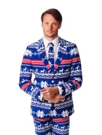 Talking About Ugly Christmas Suits & More On The Midday Show!