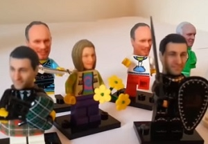 Your Face On A Lego? Details On That & More On The WBIO Midday Show!