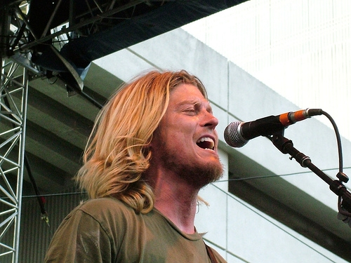 Puddle of Mudd's Wes Scantlin Was Arrested For Breaking In His Own House