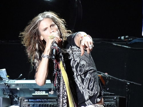 Steven Tyler Really Did Help Reunite Guns N' Roses