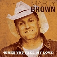 New Music From Marty Brown Available Feb. 5th!