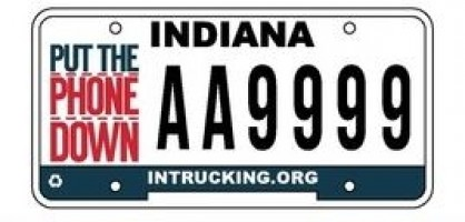 State Reveals New Specialty License Plate